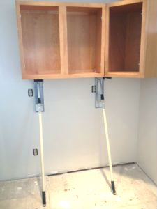 cabinet jack tool